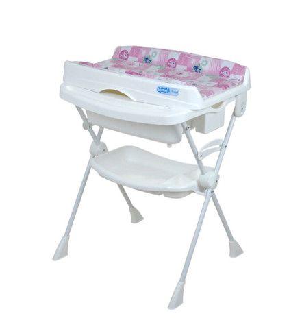 Banheira Splash Peixinhos Rosa - Burigotto com assento