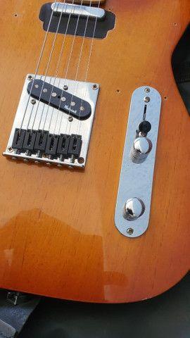 Guitarra Walczak telecaster - Foto 5