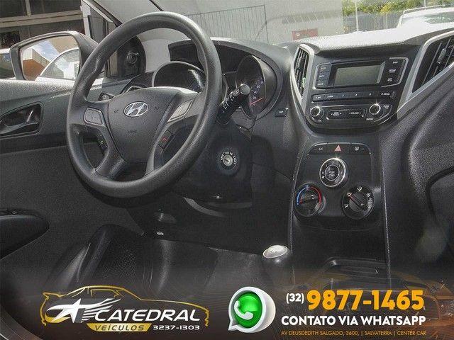 Hyundai HB20 Unique 1.0 Flex 12V Mec. 2019 *Novíssimo* Carro Impecável* Aceito Troca - Foto 17