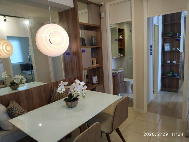 Apartamentos 2 quartos e lazer completo no Eusébio - Foto 2