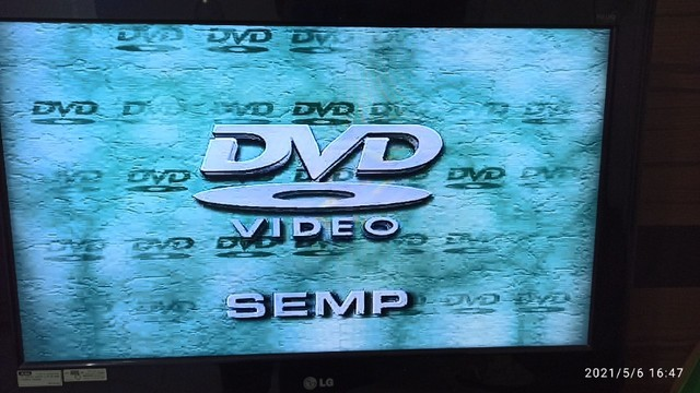 DVD Semp - Funcionando - Sem Controle