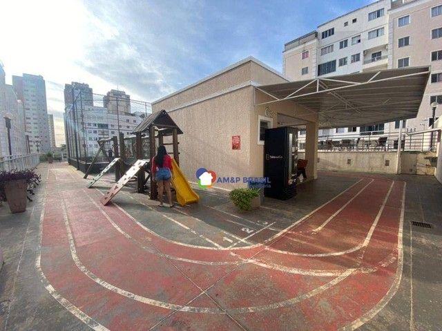 Apartamento com 2 dormitórios à venda, 58 m² por R$ 225.000,00 - Setor Negrão de Lima - Go - Foto 12