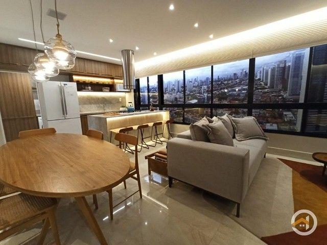 Apartamento à venda com 2 dormitórios em Setor oeste, Goiânia cod:4973 - Foto 5