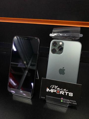 IMPERVIDEL iPhone 11 Pro 64gb, semi novo, Loja física  - Foto 2