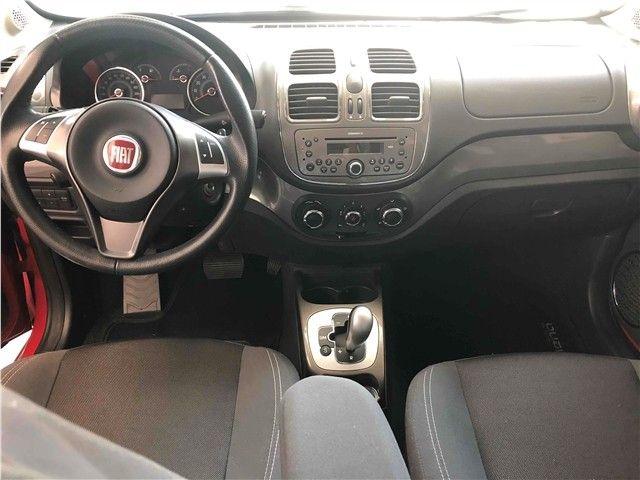Fiat Grand Siena 2018 1.6 Top Aut Lindo! - Foto 7
