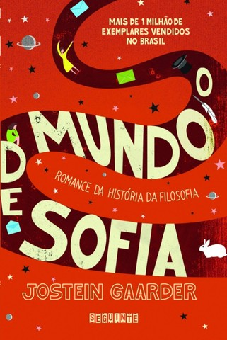 Livro O mundo De sofia - Foto 3