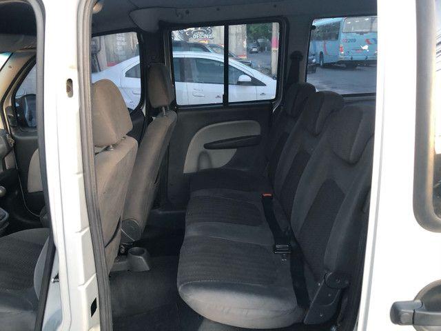 Fiat Doblò Essence 1.8 7 lugares 2012 completa Extra!!  - Foto 10