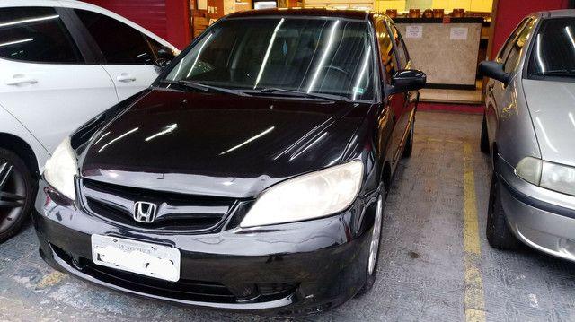 Vendo carro Civic 2005 1.7 16v  - Foto 3