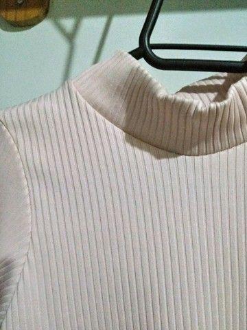 Suéter rosa - Foto 2