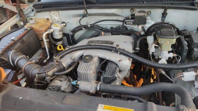 Chevrolet Silverado 1999 6CL Gasolina Sucata Revisado Peças - Foto 10