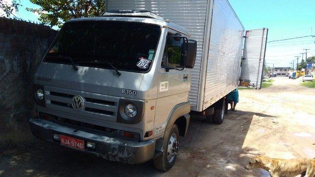 Caminhão 3/4 8-150 delivery 2009 /2010 - Foto 3