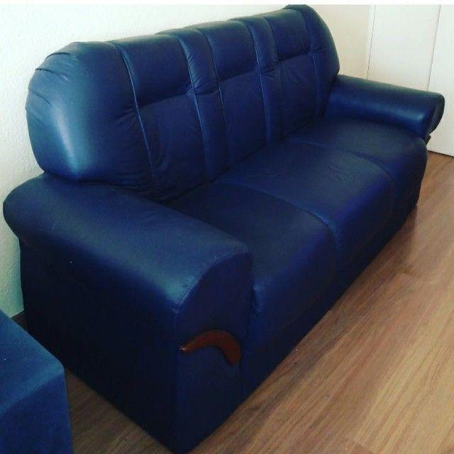 Sofá de couro  - Foto 2