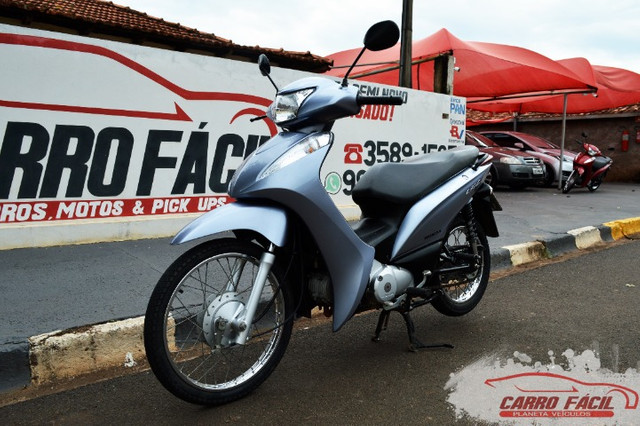 Biz ES 125cc 2015