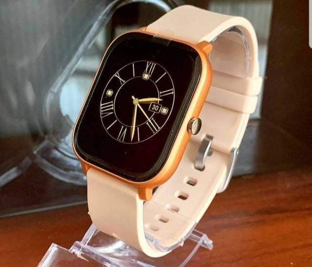 Smartwatch P8 + película protetora - Foto 3