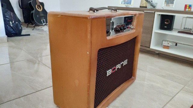 Amplificador Borne T7 Valvulado  - Foto 2