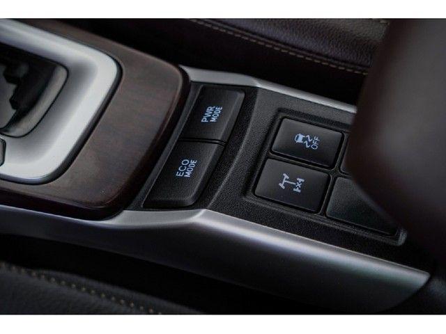 Toyota Hilux Sw4 2.8 SRX 4X4 7 LUGARES 16V TURBO INTERCOOLER DIESEL 4P AUTOMÁTICO - Foto 16