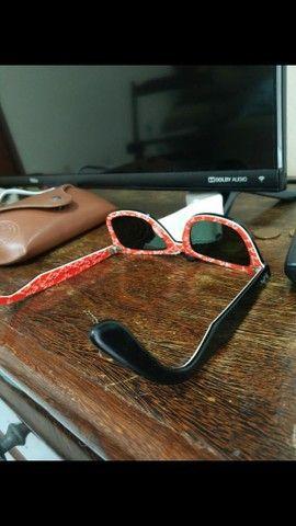 Óculos Rayban wayfarer - Foto 5