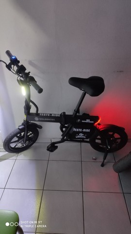Bicicleta Elétrica Goldentec - Foto 2