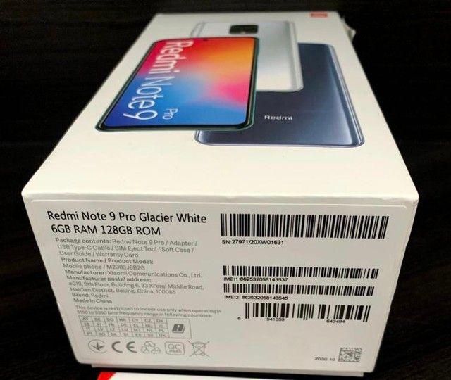 Vendo Xiaomi Redmi Note 9 Pro - Foto 2