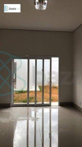 Casa com 3 dormitórios à venda, 148 m² por R$ 759.000,00 - Residencial Aquarela Das Artes  - Foto 16