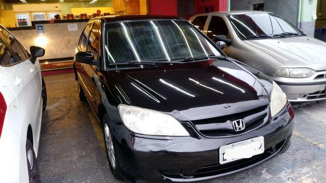 Vendo carro Civic 2005 1.7 16v  - Foto 2