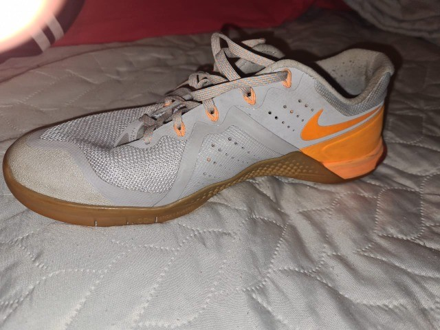 Tenis Nike nike rs001 rubber ( nike metcon )