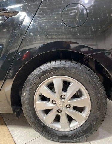Hyundai Hb20 Sedan 2015 1.6 Flex Comfort Manual Preto Estudo Troca E Financio - Foto 20