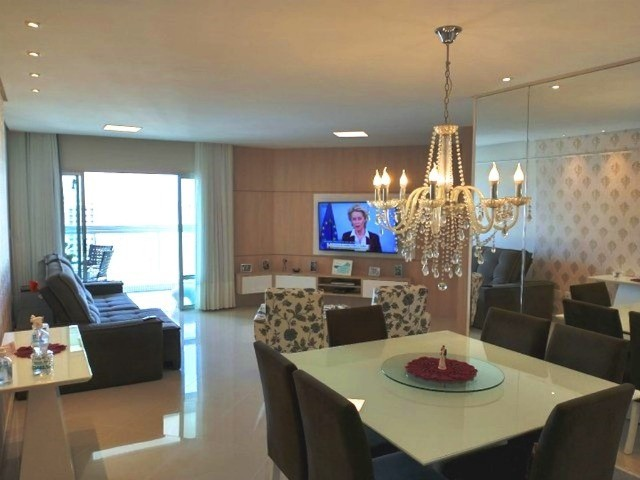 Apartamento 3 Qts no Ed. Europa Towers - R$ 799.999,00 - 126m² - Quadra do Mar - Foto 11