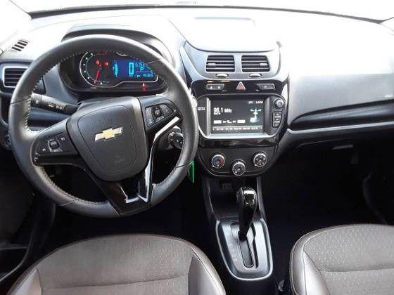 COBALT 2019/2020 1.8 MPFI LTZ 8V FLEX 4P AUTOMÁTICO - Foto 4