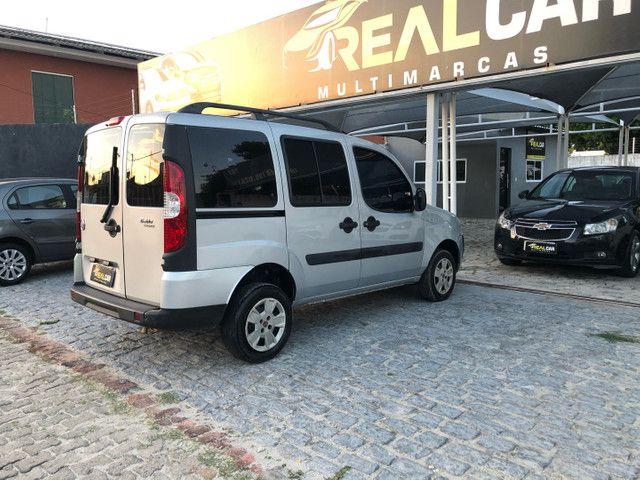 Fiat Doblò Essence 1.8 7 lugares 2012 completa Extra!!  - Foto 6