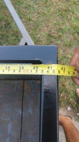 Carretinha em Metal aguenta peso - Foto 16