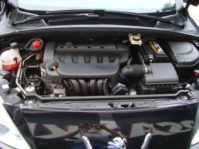 408 2011/2012 2.0 FELINE 16V FLEX 4P AUTOMÁTICO - Foto 7