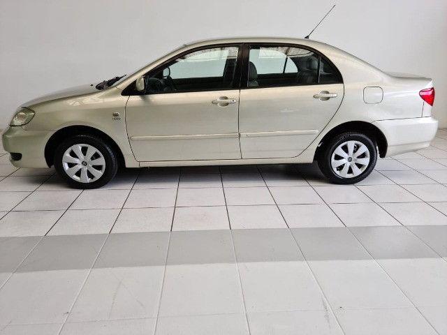 Toyota Corolla XLI 1.6 2008 automático - Foto 7