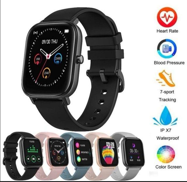 Smart Watch P8 Colmi Rosa - Foto 6
