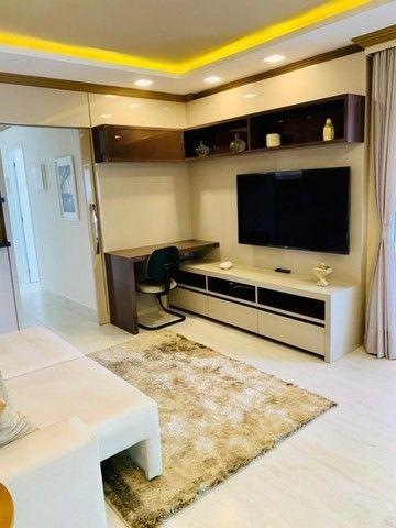 Lindo Apartamento mobiliado, ótima localização -Ponta Negra, Natal/RN - Foto 8