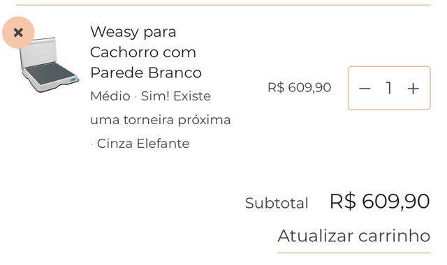 Weasy Médio c/ Parede  - Foto 5