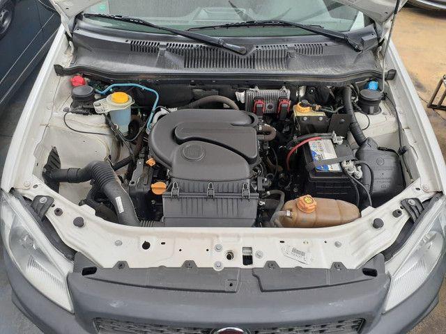 Fiat Strada working 1.4 completo, Aceito troca - Foto 7