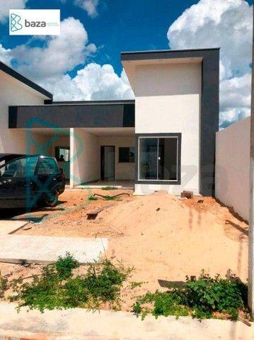 Casa com 3 dormitórios sendo 1 suíte à venda, 115 m² por R$ 350.000 - Residencial Paris -  - Foto 3