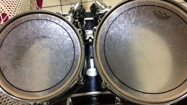 bateria pearl soundcheck - Foto 5