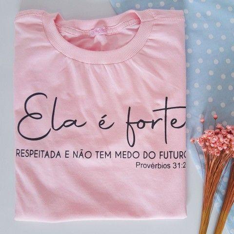 T-shirt mãe e filha  - Foto 2
