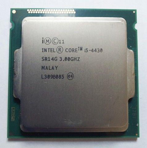 Processador Intel Core i5-4430 3.0Ghz + Cooler Box e Pasta Térmica - Foto 2