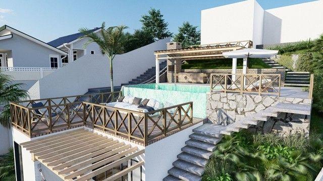 Casa 3 quartos frente para o Mar em condomínio excelente localização Angra dos Reis - Foto 20