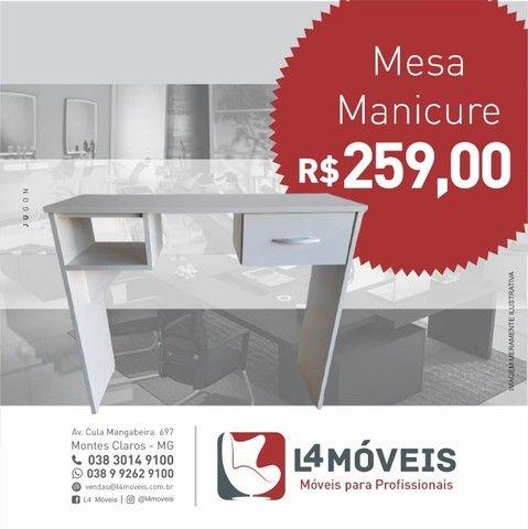 Mesa de Manicure/ móveis para manicure