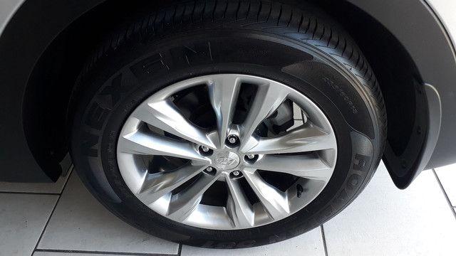 Hyundai Santa Fé 3.3 V6 2018 Top Linha 07 Lugares Impecável - Foto 10