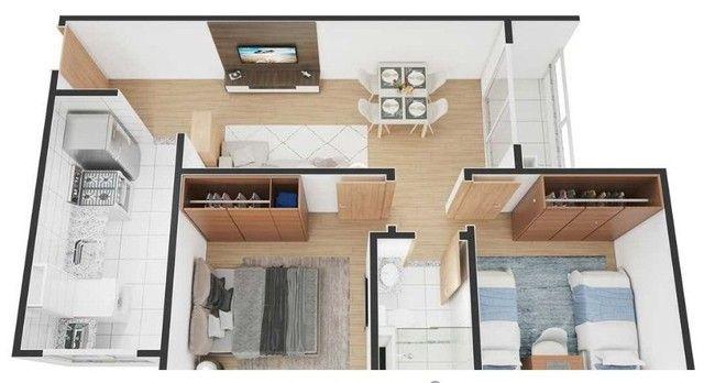 Apartamento à venda, 47 m² por R$ 170.000,00 - Cidade Satélite - Natal/RN - Foto 13