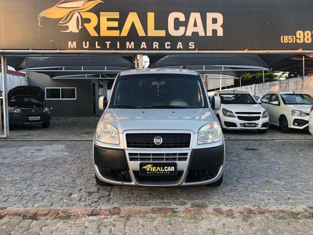 Fiat Doblò Essence 1.8 7 lugares 2012 completa Extra!!