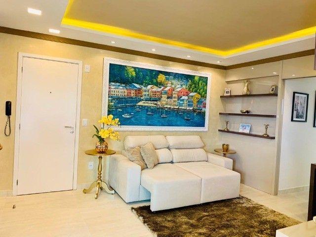 Lindo Apartamento mobiliado, ótima localização -Ponta Negra, Natal/RN - Foto 3
