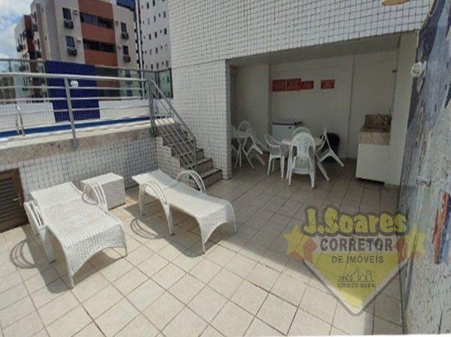 Tambaú, 3 quartos, 2 suítes, 100m², R$ 1.800, Aluguel, Apartamento, João Pessoa - Foto 14