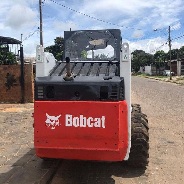 Mini Carregadeira Bob Cat 853 BOBCAT - Foto 2