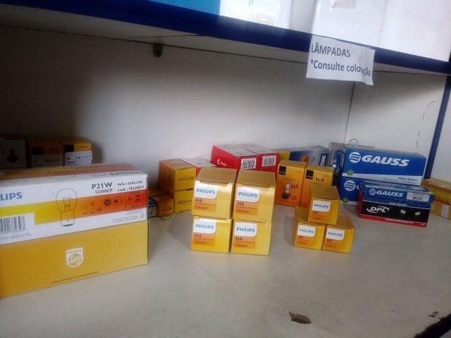TROCA DE LÂMPADAS AUTOMOTIVAS DE FAROL/SINALEIRA/FREIO/PLACA  - Foto 4